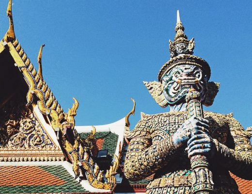 Thailand Temple Guide