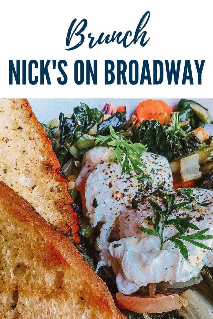Brunch at Nick's on Broadway Rhode Island