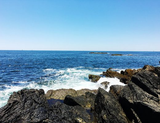Newport Cliff Walk Guide
