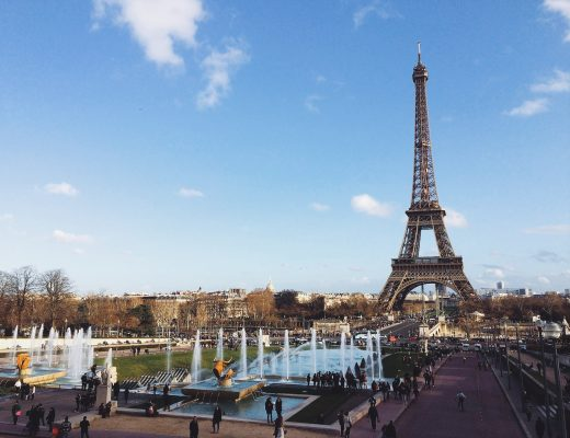 Girls Trip A Guide To Paris | Female Travel | Paris France | Earth Below Girls