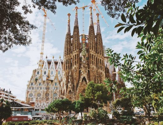 Girls Guide To Barcelona | Four Days in Barcelona Guide | Female Travel | Earth Below Girls