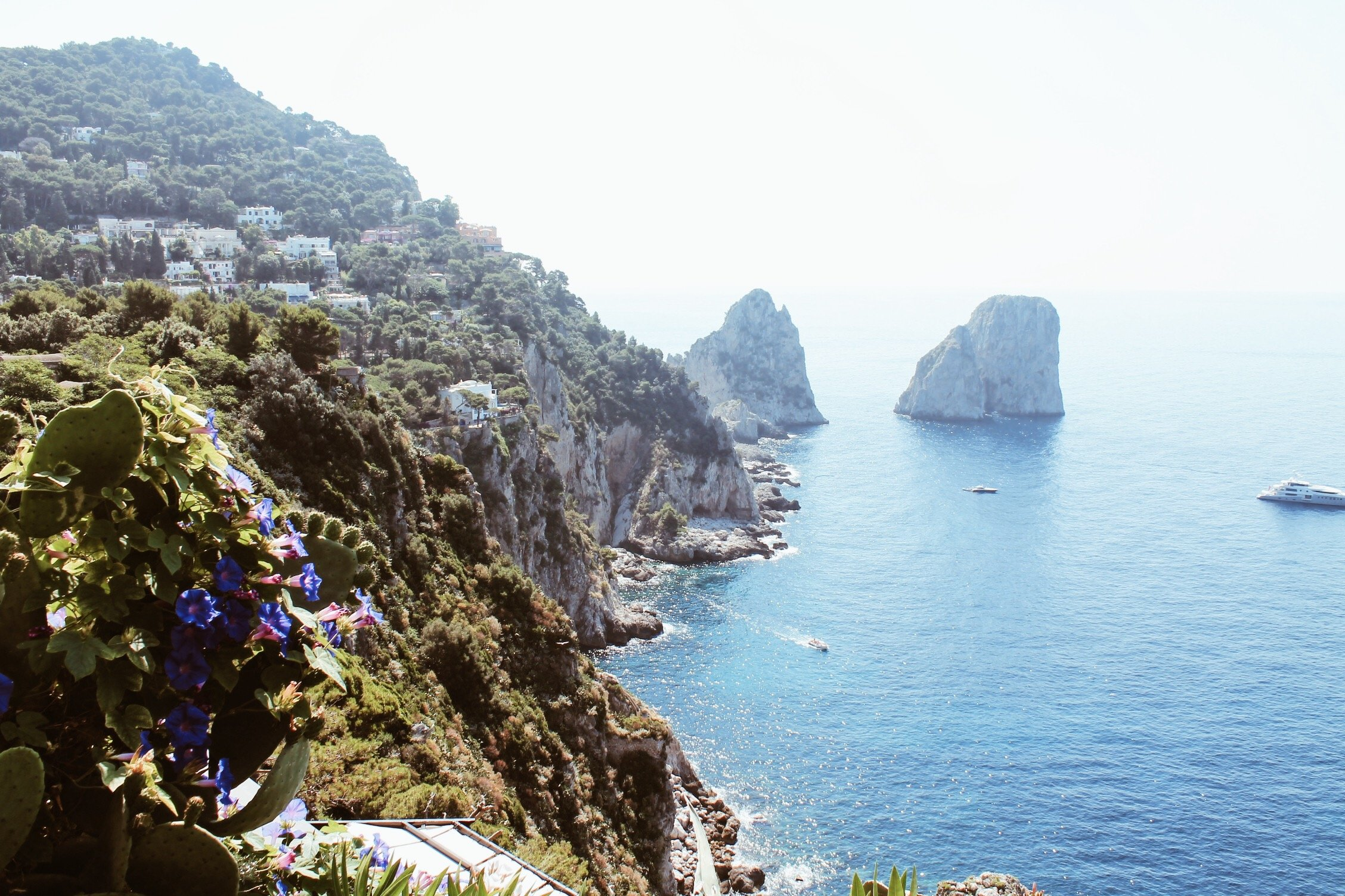 Top Things To Do In Capri | Italy Female Travel Guide | Earth Below Girls