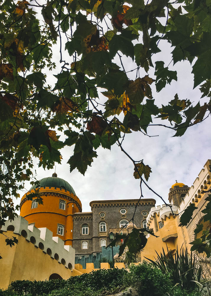 Ultimate Guide to Visiting Sintra Portugal | Guide to Sintra Portugal | How to Visit Sintra Portugal