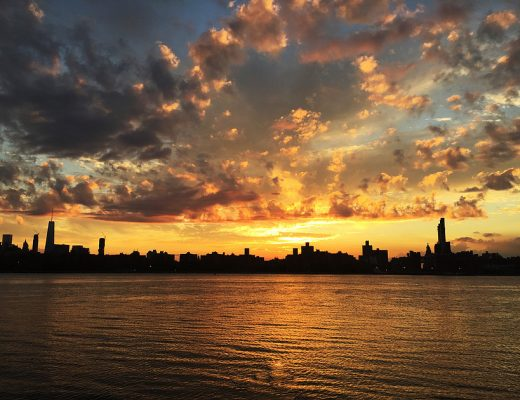 Epic New York Sunset Spot | Bushwhick | New York |