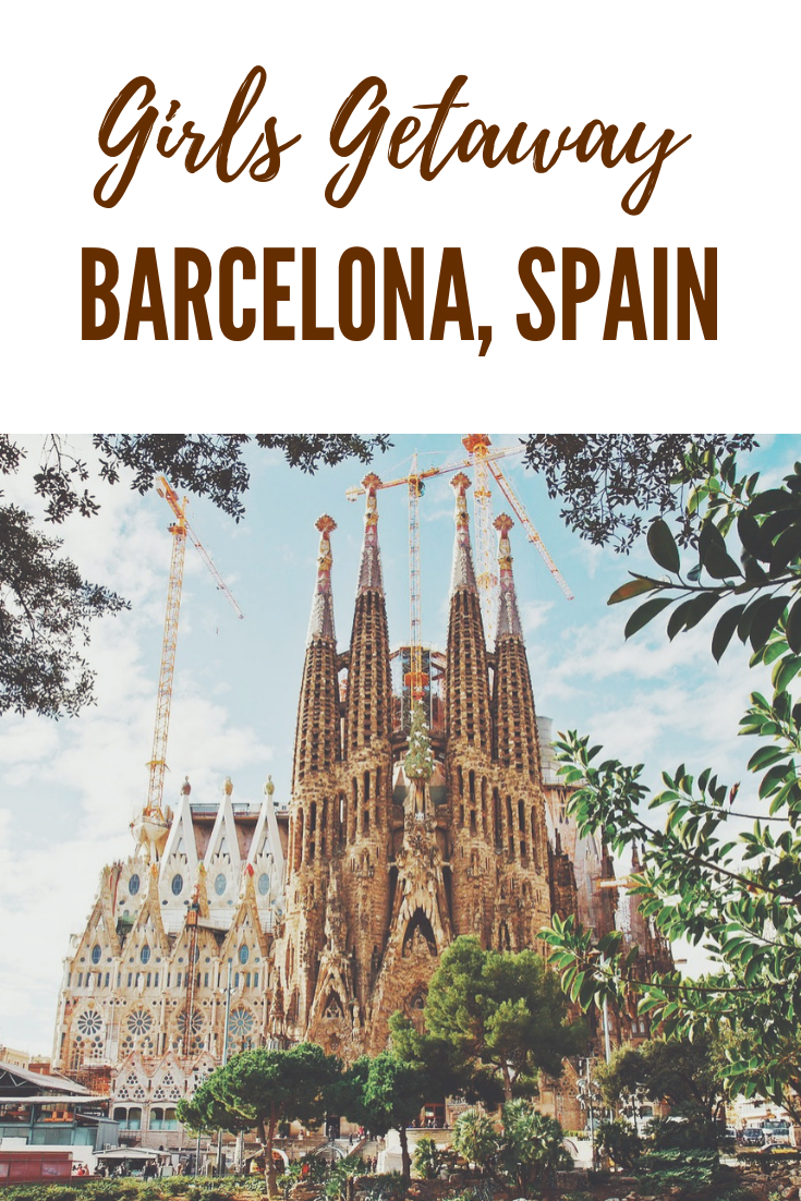Girls Getaway Barcelona Diary + Tips | Spain