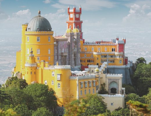 The Ultimate Guide Sintra Portugal | Female Travel | Earth Below Girls