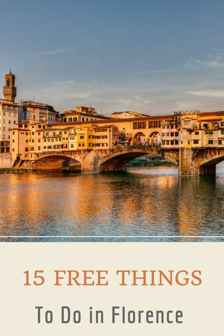 15 free things to do in Florence guide