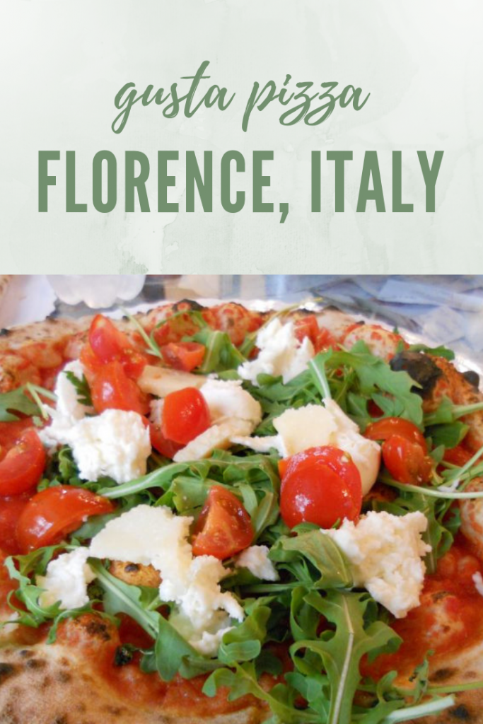 Gusta Pizza, The Best Pizza in Florence | Italy