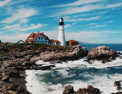 Top Things To Do In Maine | Female Travel & Lifestyle | Earth Below Girls