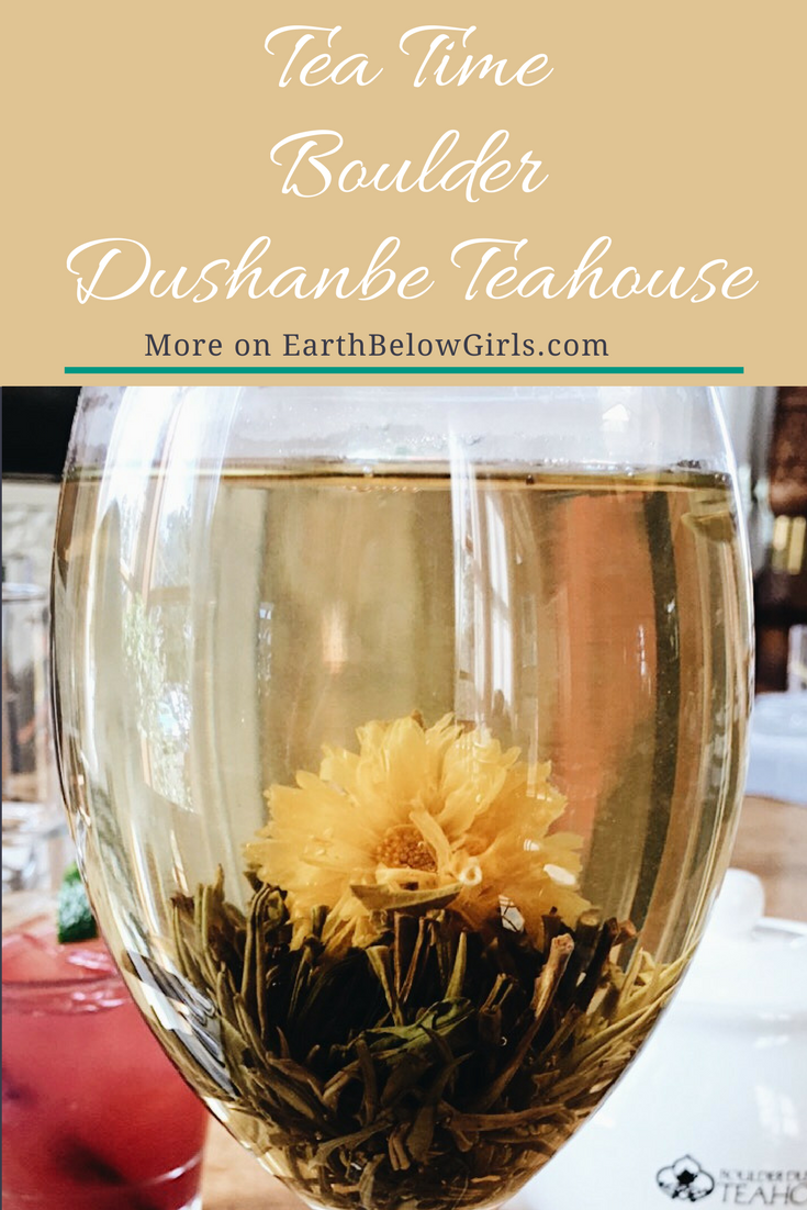 Tea Time at the Boulder Dushanbe Teahouse | Boulder Colorado Guide | Female Travel & Lifestyle Blog Earth Below Girls