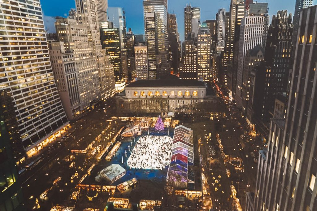 Top Things to do in New York, Top things to see in New York Holiday, Top things to do in New York city during holidays, Christmas in New York City