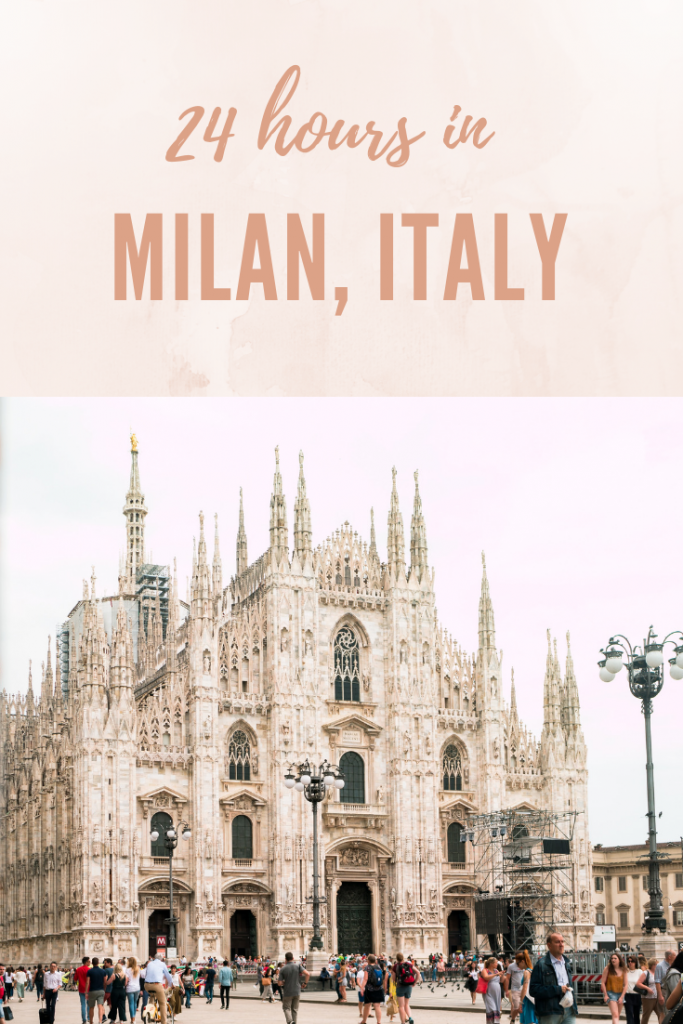 24 hours in milan guide