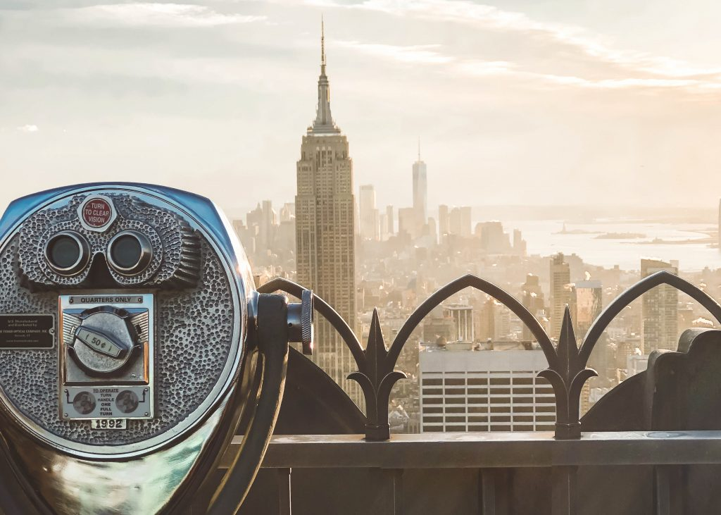 Ultimate Guide to Visiting New York City | Female Travel & Lifestyle Blog | Earth Below Girls