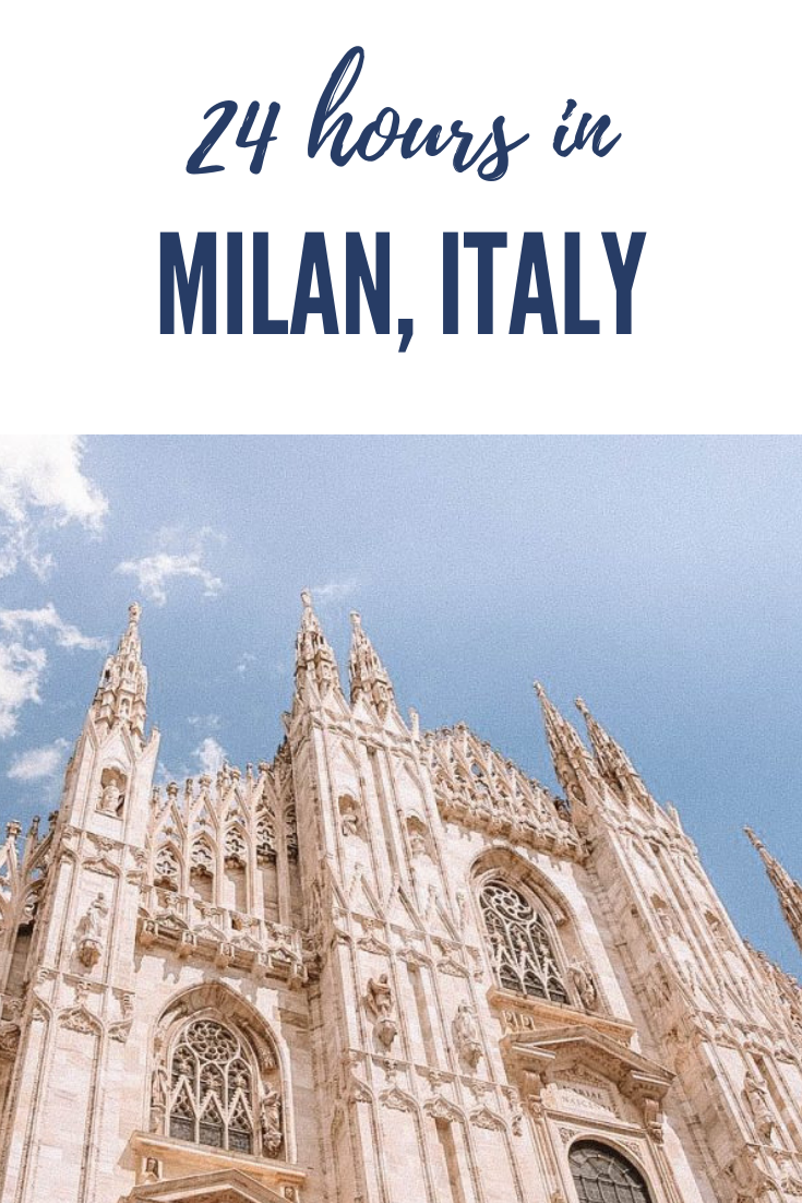 24 Hours in Milan | Italy