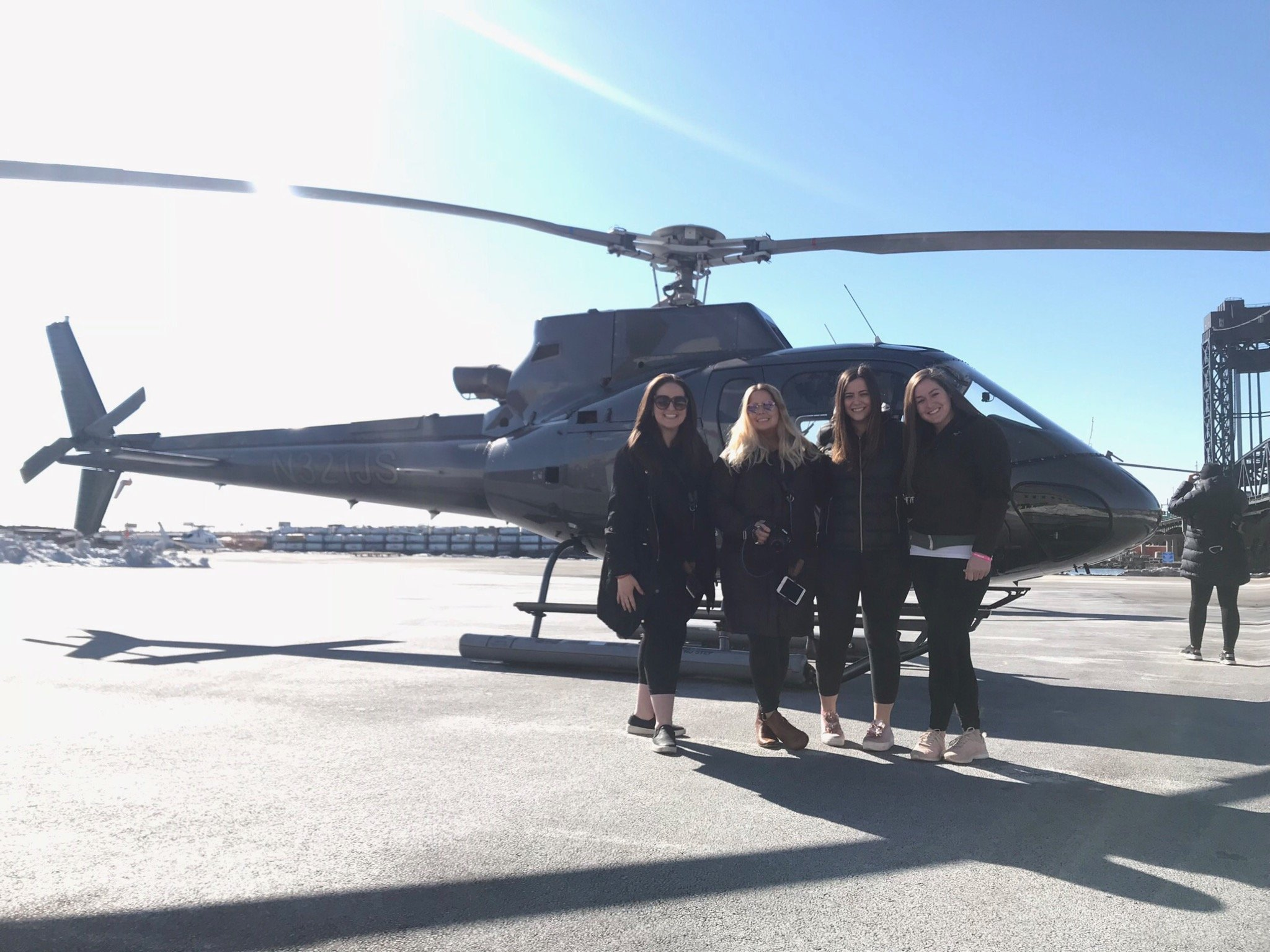 NYC Helicopter Ride with FlyNYON | NYC Helicopter Tour Review FLYNYON| Female Travel & Lifestyle Blog New York City Helicopter Ride
