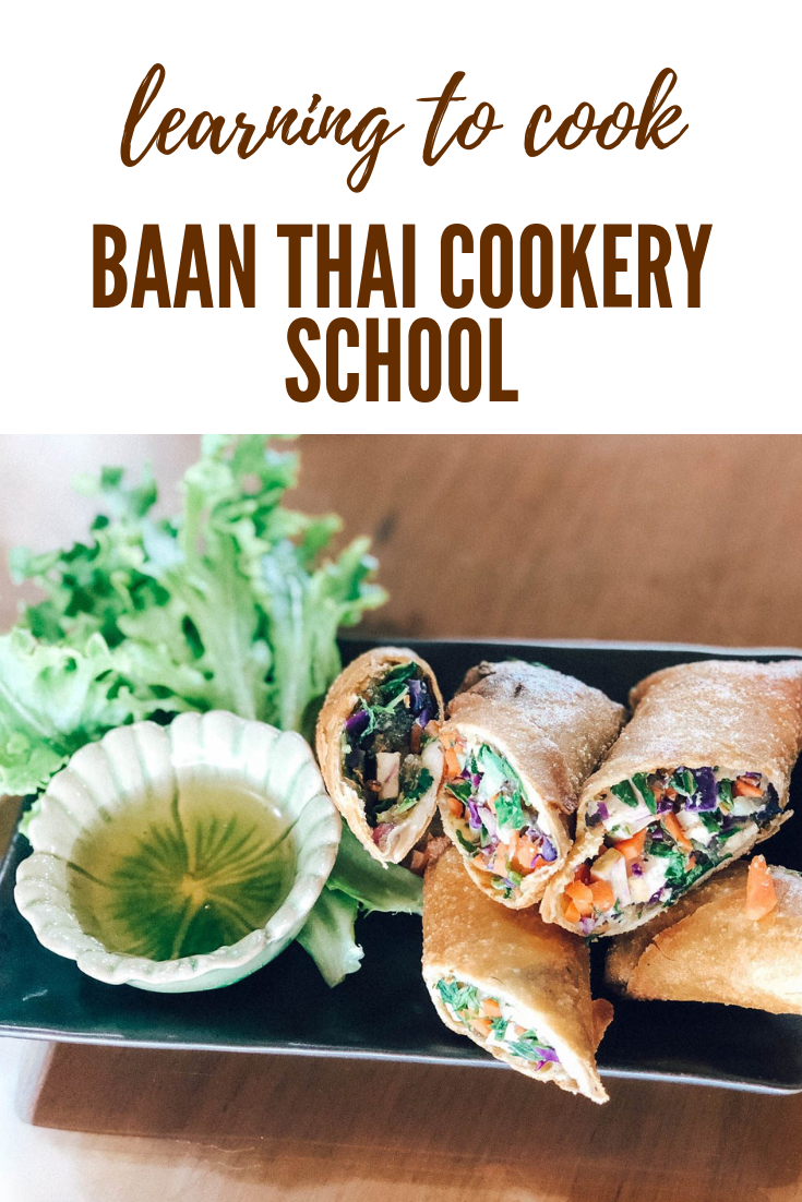 Learning to Cook with Baan Thai Cookery School | Thailand