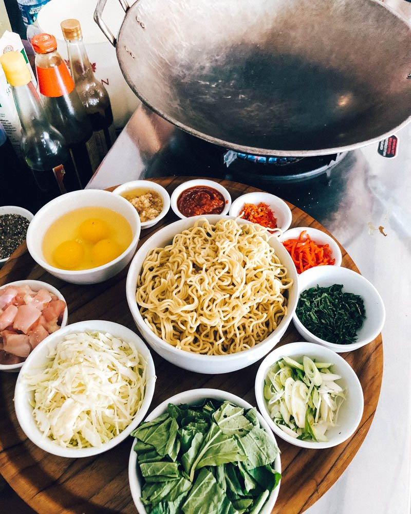 Learning to Cook with Cookly Chef Bagus in Bali