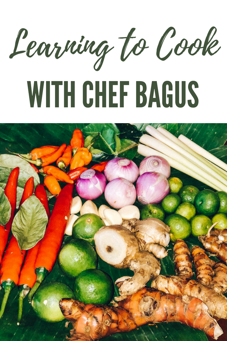 Learning to Cook with Cookly Chef Bagus