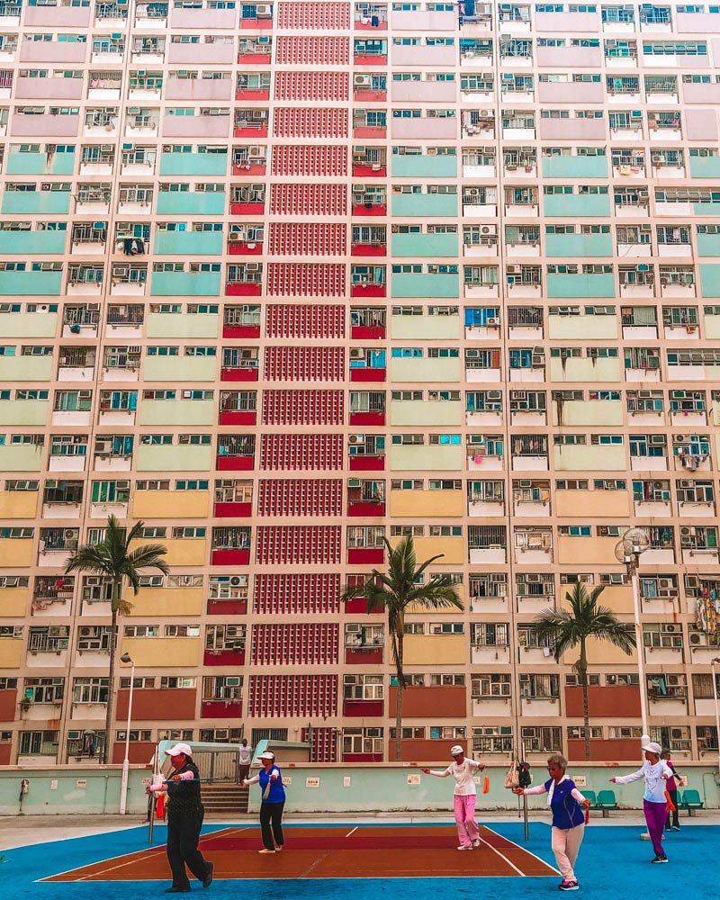 Photography Guide to Choi Hung Estate | Hong Kong