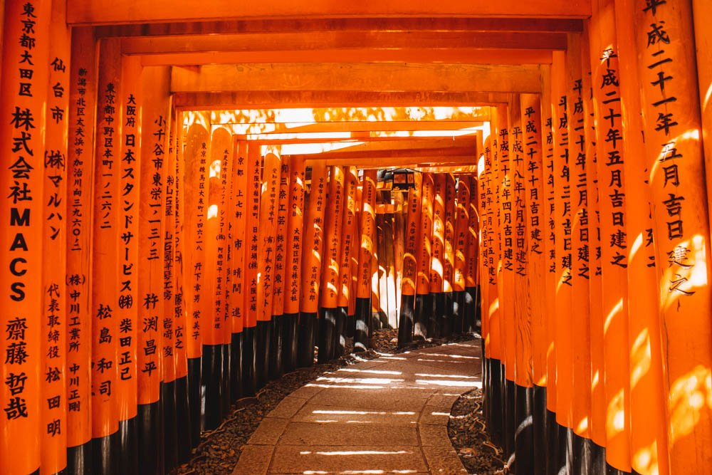 Guide to Visiting Fushimi Inari-taisha