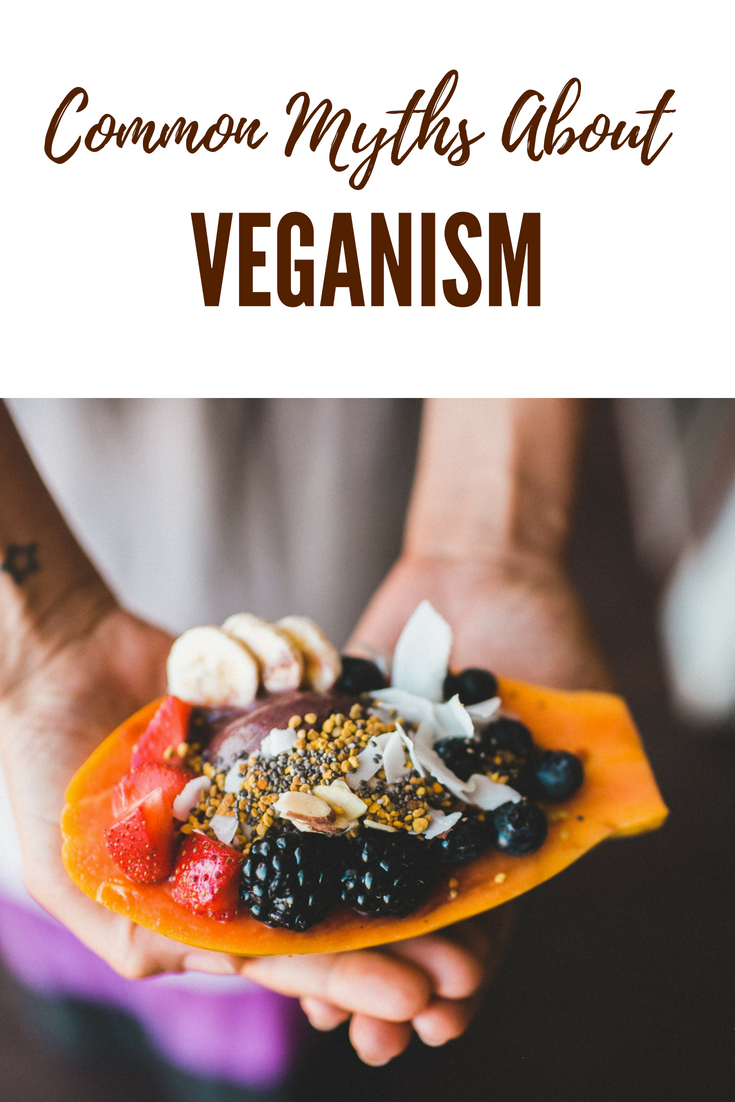 Myths About Veganism Earth Below Girls