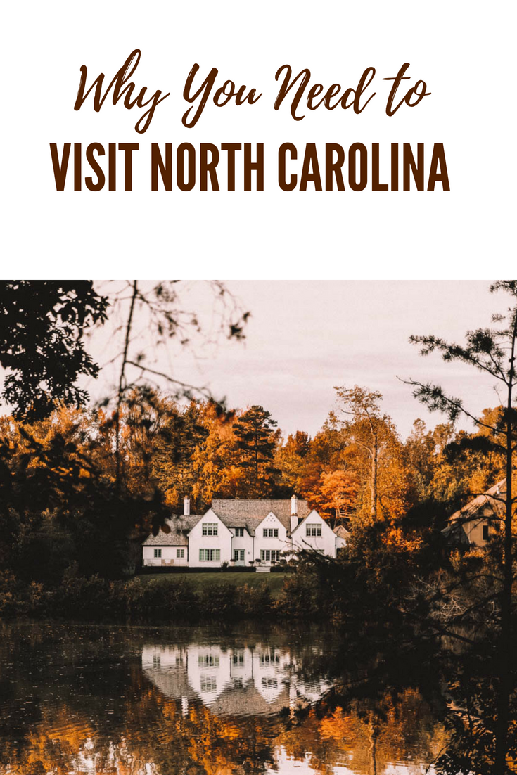 Why Visit North Carolina | Earth Below Girls