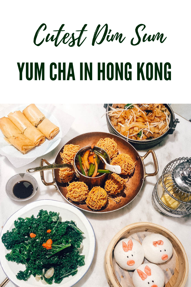 Yum Cha Cutest Dim Sum | Hong Kong
