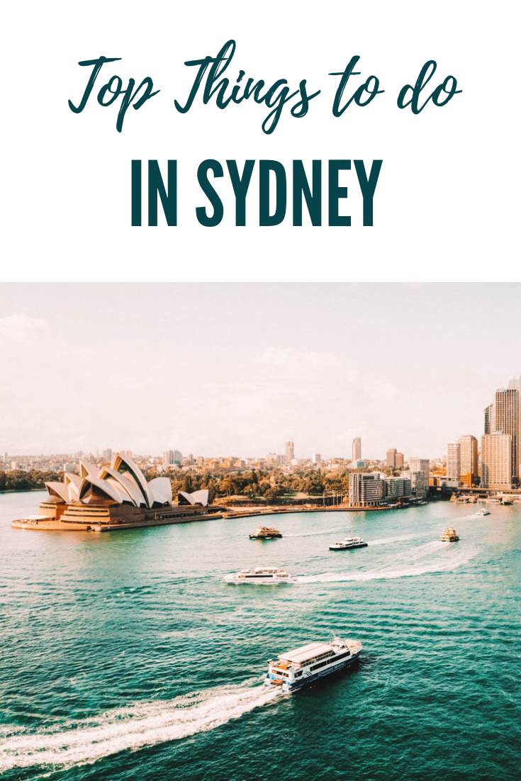 Top Things to do in Sydney | Australia