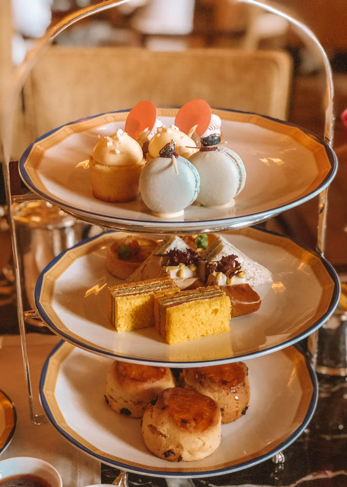 Afternoon Tea at the Peninsula Hotel | Hong Kong