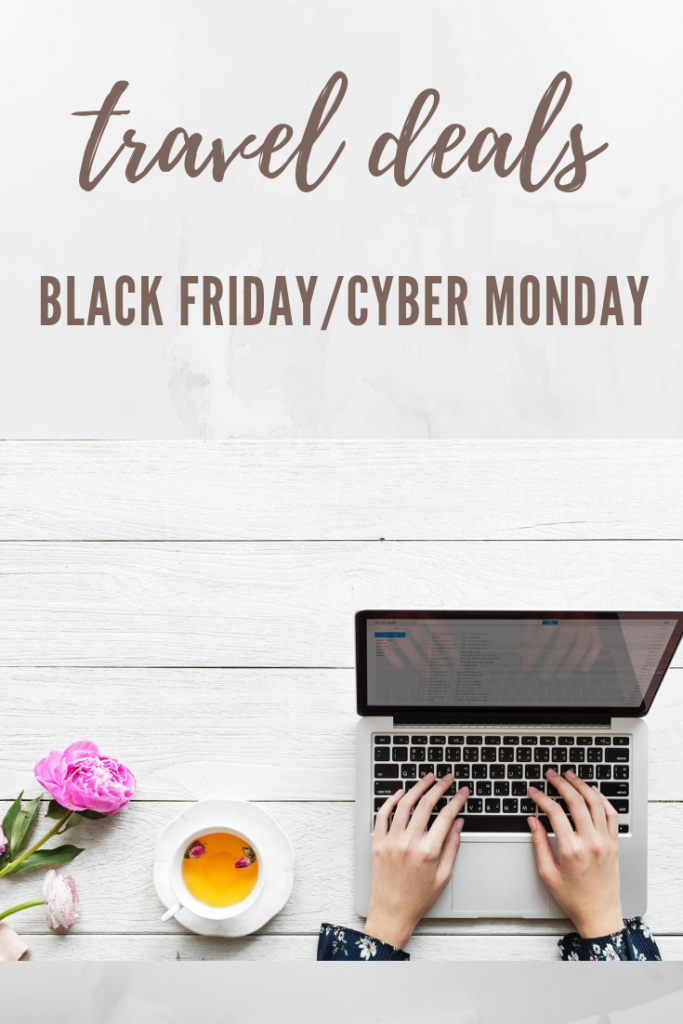 It's that time year again Cyber Monday & Black Friday Travel Deals 2018 are here. As deals come in I will be updating this page so bookmark it and share it.