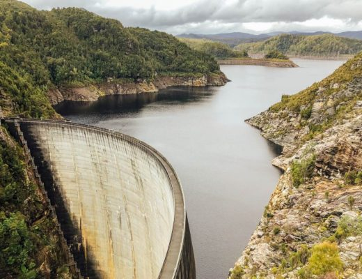 Visiting Gordon Dam in Tasmania | Australia