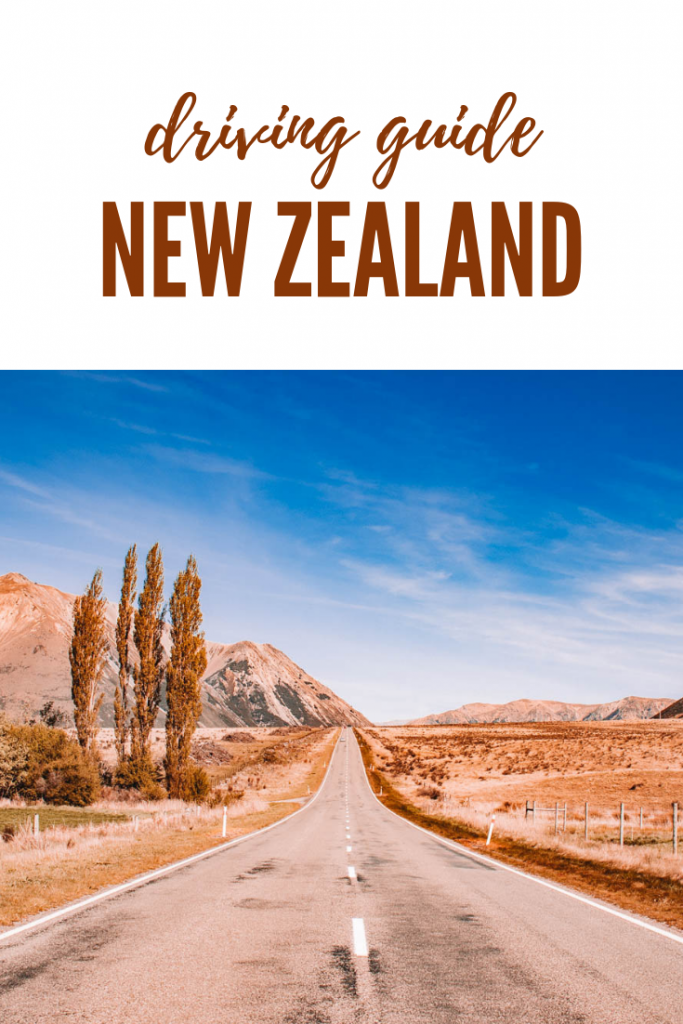 Guide to Driving in New Zealand