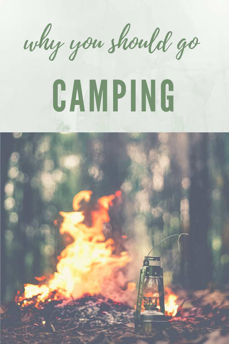 Why You Should Consider Camping
