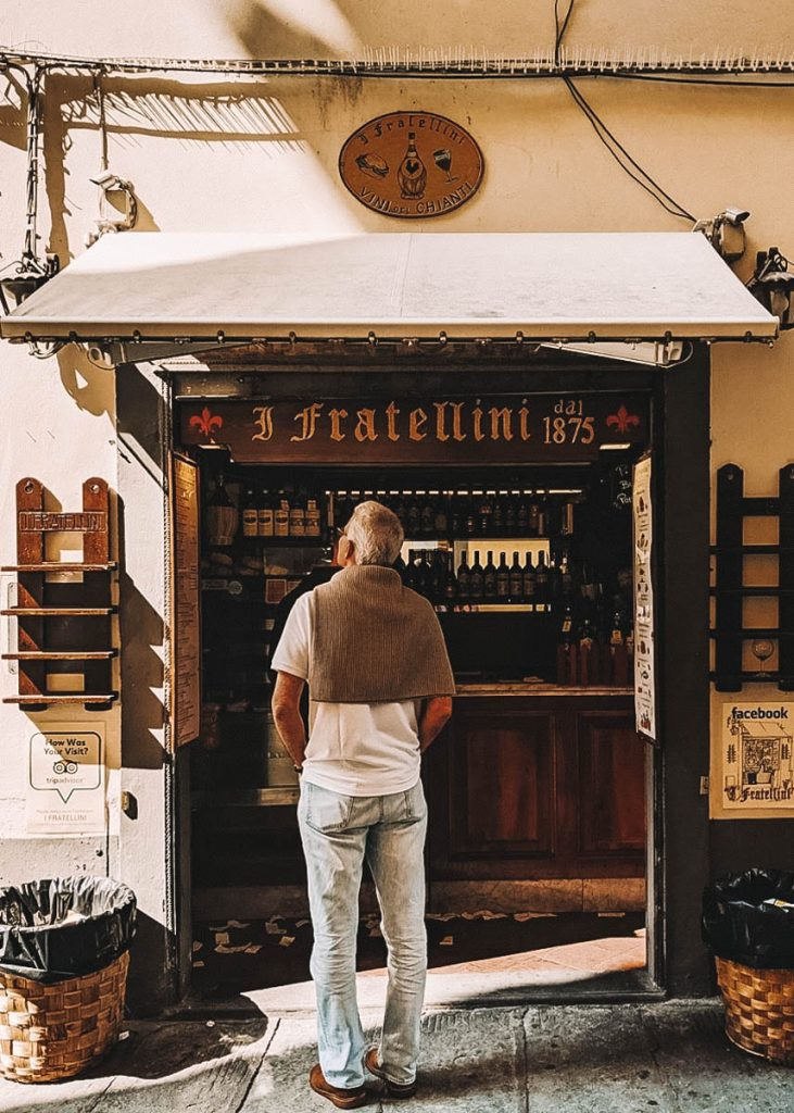 Top Places to Eat in Florence Italy 1