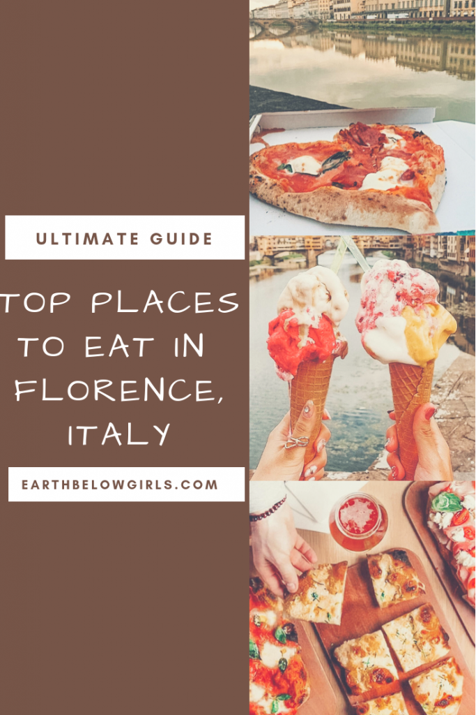 Where to eat in Florence Italy