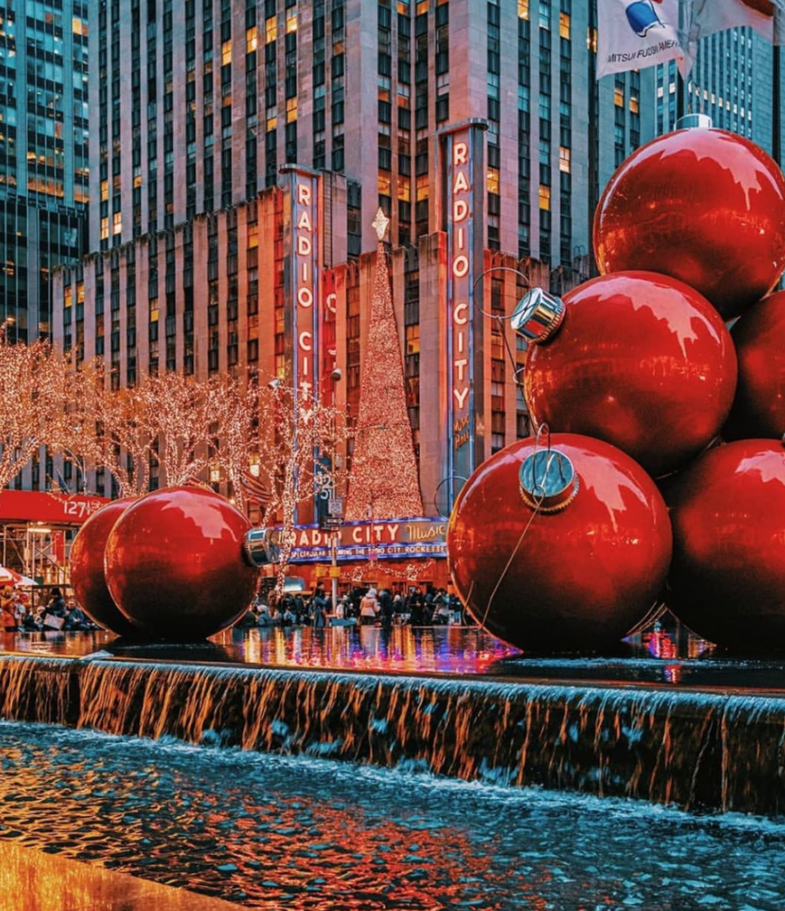 NYC Holiday Guide