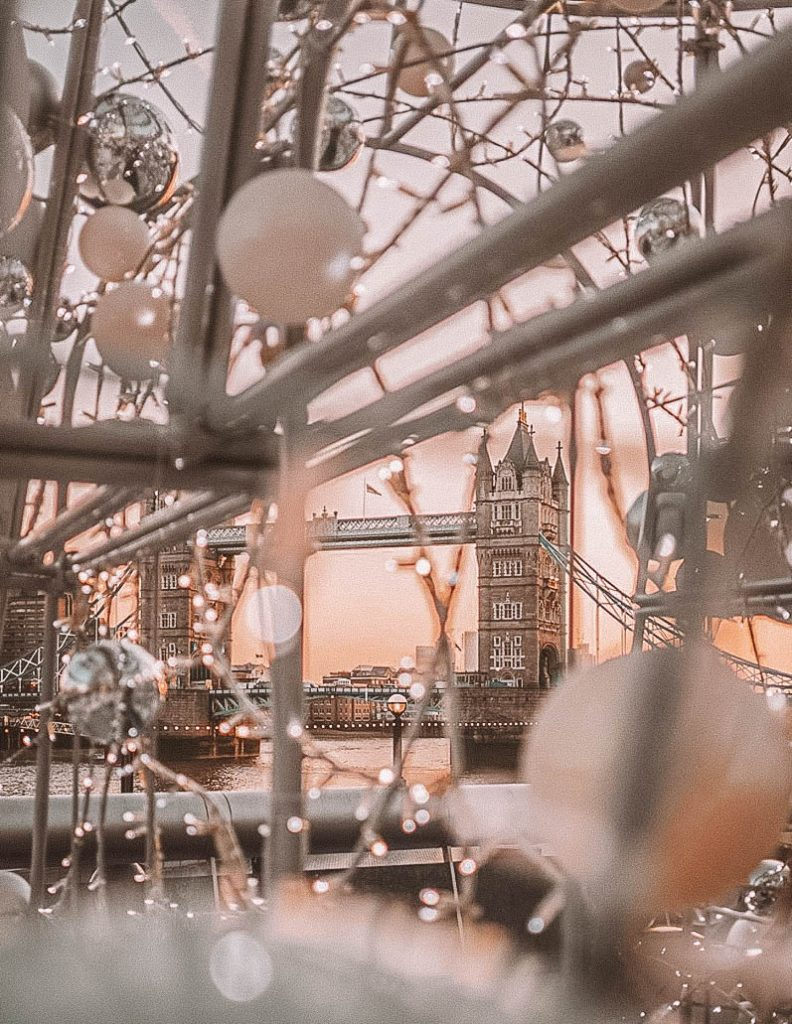 London Top Things to do in December