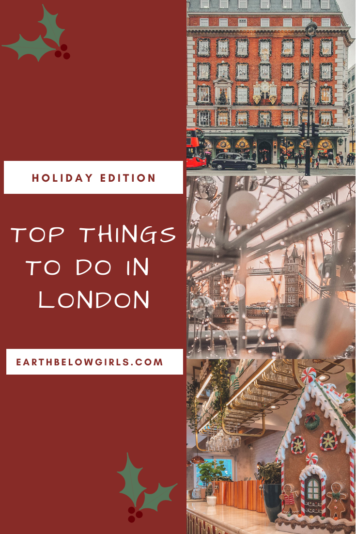 Top Things to do London